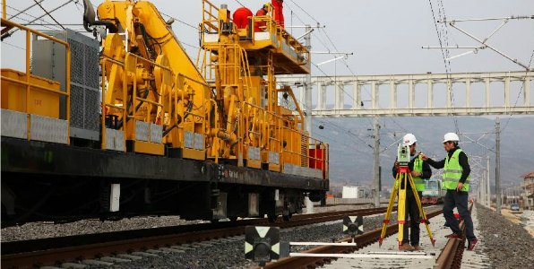 China Railway Construction lignes 271515
