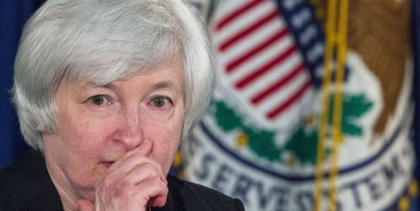 Janet Yellen Fed 100216